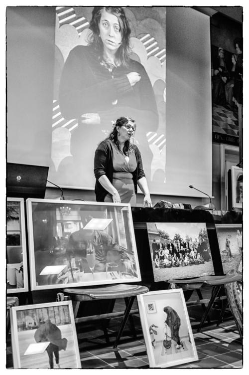 Sylvia Konior in Roeselare