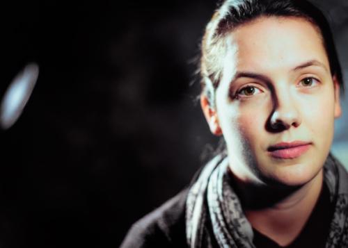 'Cold Face', één van de foto's die te maken zijn op academische zolders.