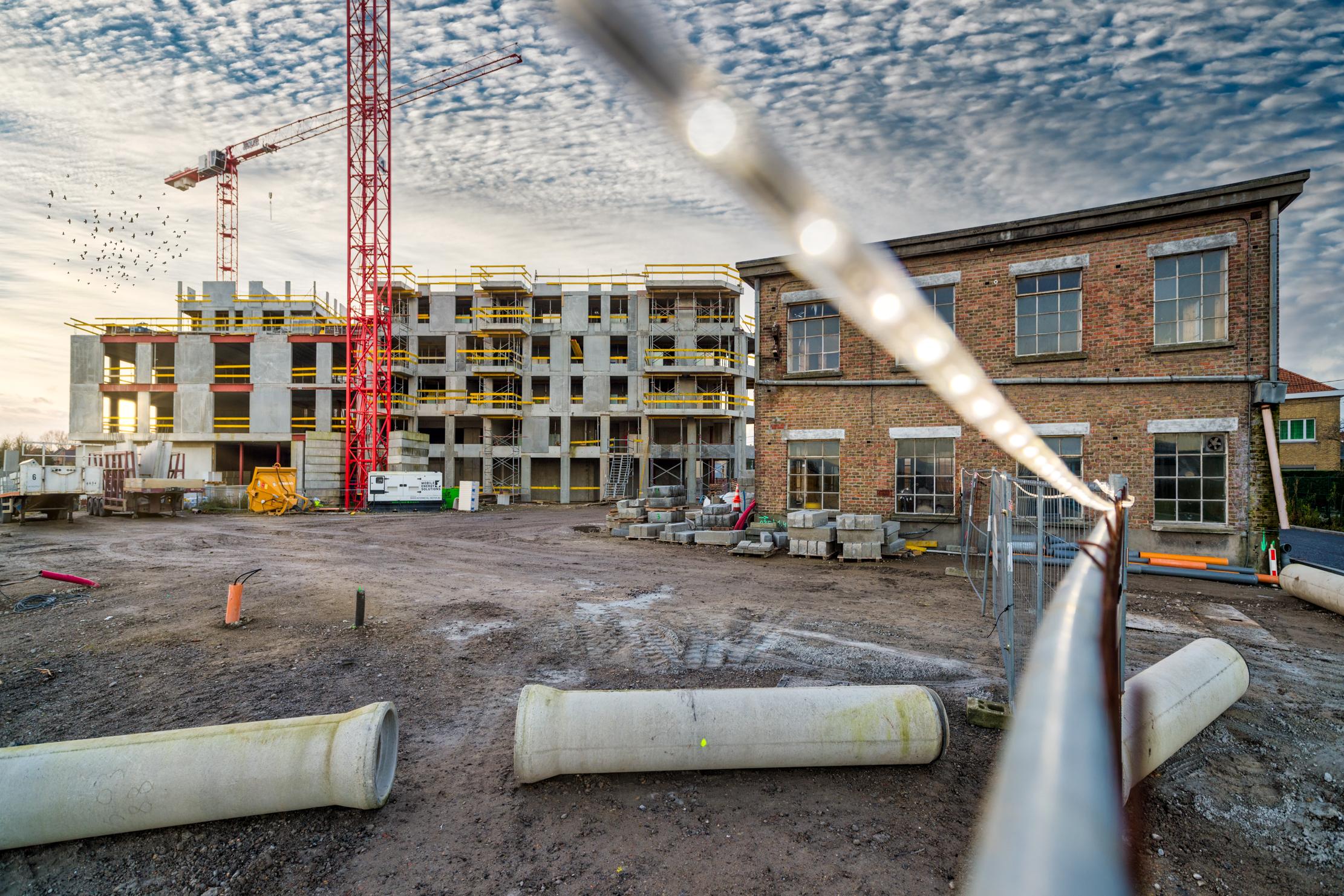 lucas dewaele fotograaf Suikerpark Veurne incubator suikertoren ion furnibo